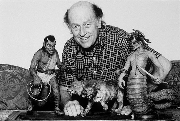 RAY HARRYHAUSEN RIP