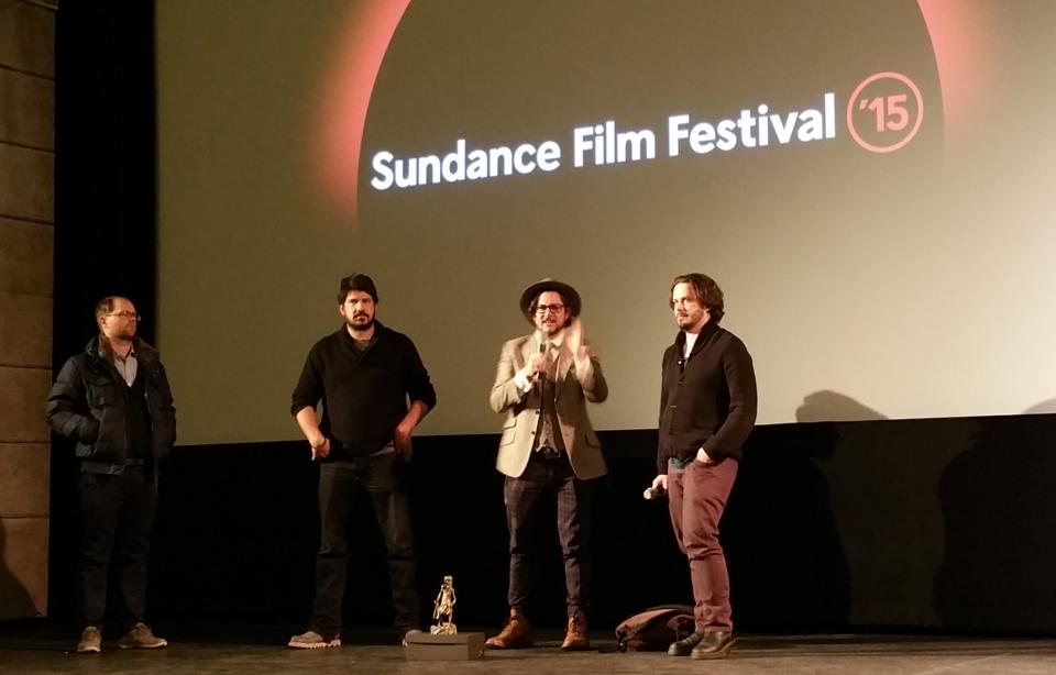 Sundance with Edgar